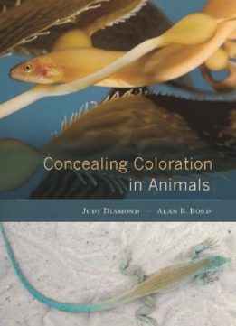 Download ebook Concealing Coloration in Animals