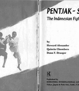 Download Pentjak-Silat: The Indonesian Fighting Art