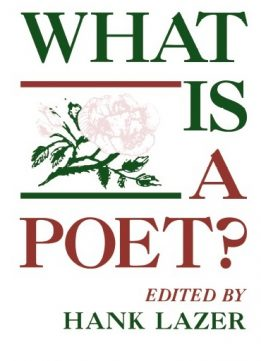 Download ebook What is a Poet?