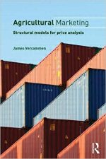 Agricultural Marketing: Structural Models for Price Analysis