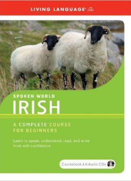 Download ebook Spoken World: Irish (Book &CDs)