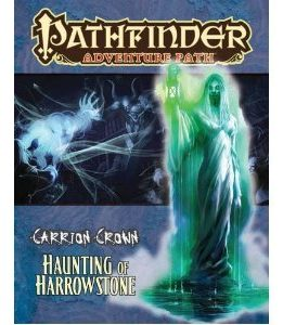 Download ebook Pathfinder Adventure Path: Carrion Crown Part 1 - Haunting of Harrowstone