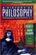 History of Philosophy, Volume 4: Modern Philosophy: From Descartes to Leibnitz