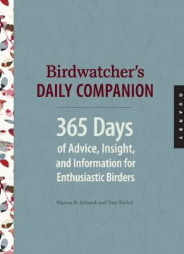 Download ebook Birdwatcher's Daily Companion: 365 Days of Advice, Insight, & Information for Enthusiastic Birders