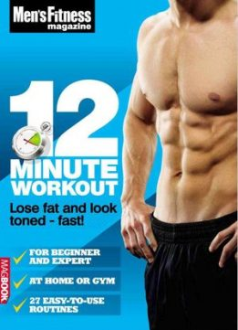 Download ebook Men's Fitness 12 Minute Workout