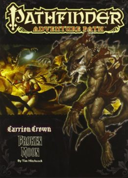 Download ebook Pathfinder Adventure Path: Carrion Crown Part 3 - Broken Moon