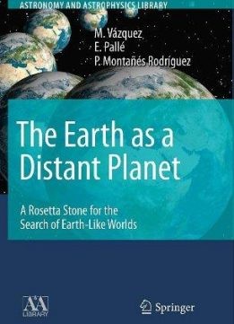 Download ebook The Earth as a Distant Planet