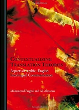 Download ebook Contextualizing Translation Theorie
