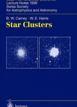 Download ebook Star Clusters: Saas-Fee Advanced Course 28. Lecture Notes 1998 Swiss Society for Astrophysics & Astronomy