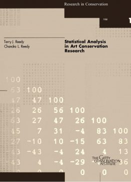 Download ebook Statistical Analysis in Art Conservation Research