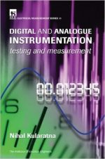 Digital and Analogue Instrumentation: Testing and Measurement