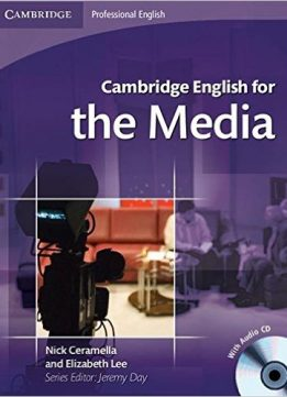 Download ebook English for the Media Student's Book