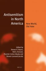 Antisemitism in North America: New World, Old Hate