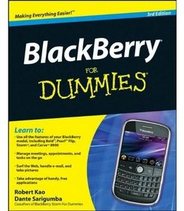 Download BlackBerry For Dummies