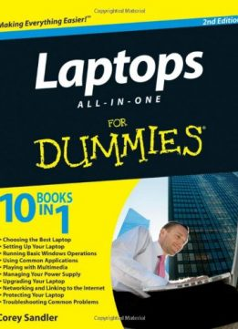 Download Laptops All-in-One For Dummies, Second Edition