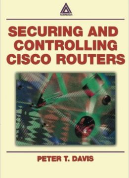Download ebook Securing & Controlling Cisco Routers