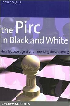 Download ebook Pirc in Black & White: Detailed Coverage Of An Enterprising Chess Opening (Everyman Chess)