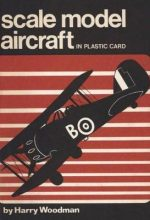 Scale Model Aircraft in Plastic Card