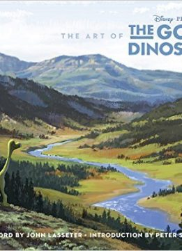 Download ebook The Art of the Good Dinosaur
