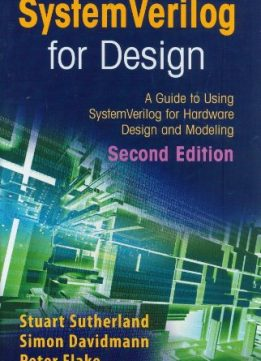 Download SystemVerilog for Design Second Edition
