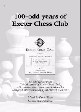 Download ebook 100-odd Years of Exeter Chess Club