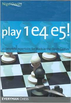 Download ebook Play 1 e4 e5! by Nigel Davies