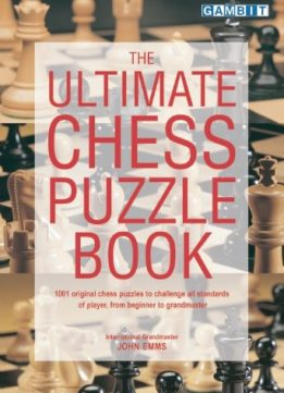 Download ebook The Ultimate Chess Puzzle Book