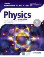 Cambridge International AS and A Level Physics, 2nd edition