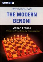 Chess Explained: The Modern Benoni by Manuel Perez Carballo