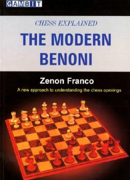 Download ebook Chess Explained: The Modern Benoni by Manuel Perez Carballo