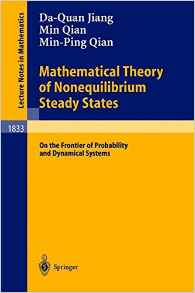 Download ebook Mathematical Theory of Nonequilibrium Steady States