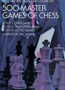 Download ebook 500 Master Games of Chess