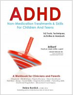 ADHD Non-Medication Treatments and Skills for Children and Teens