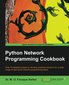 Download ebook Python Network Programming Cookbook
