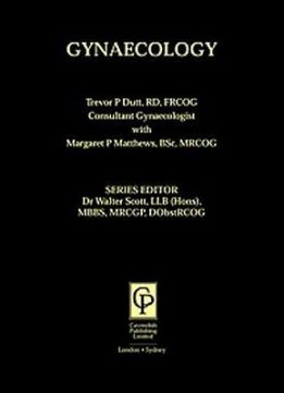Download Gynaecology for Lawyers