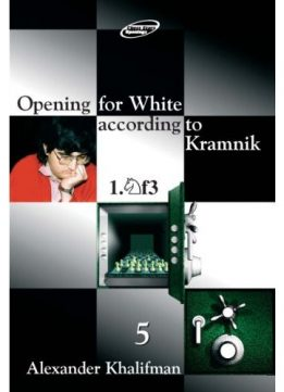 Download ebook Opening for White according to Kramnik 1.Nf3