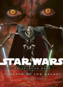 Download ebook Star Wars: Threats of the Galaxy - Roleplaying Game by Rodney Thompson, Eric Cagle