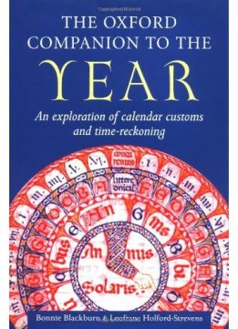 Download ebook The Oxford Companion to the Year
