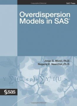 Download ebook Overdispersion Models in SAS