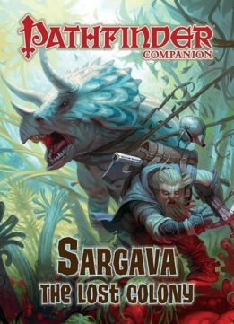 Download ebook Pathfinder Companion: Sargava, the Lost Colony