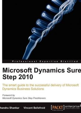 Download ebook Microsoft Dynamics Sure Step 2010
