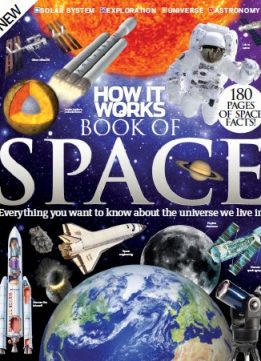Download ebook How It Works Book of Space Volume 1 Fifth Revised Edition