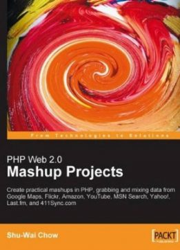 Download ebook PHP Web 2.0 Mashup Projects