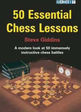 Download ebook 50 Essential Chess Lessons