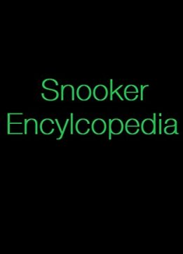 Download ebook Snооkеr Encyclopedia: Evеrуthing Yоu NEED To Knоw!