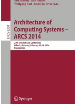 Download Architecture of Computing Systems - ARCS 2014