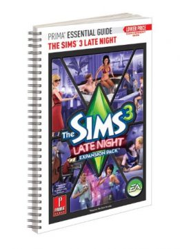 Download ebook The Sims 3 Late Night - Prima Essential Guide: Prima Official Game Guide