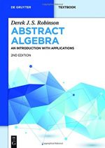 Abstract Algebra: An introduction with Applications, 2 edition