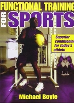 Download ebook Functional Training for Sports