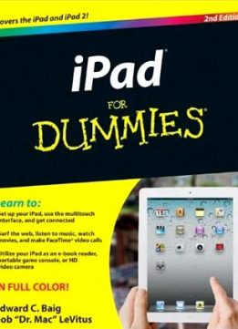 Download iPad For Dummies, 2 edition